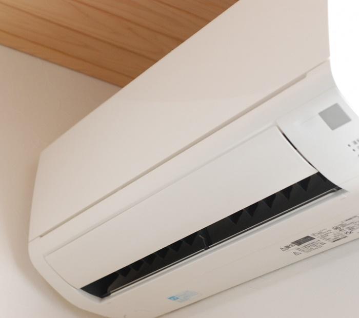 家庭用エアコン お掃除機能付き(除菌消臭マイスター付き)